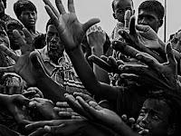 Balutan Cinta Untuk Luka Rohingya
