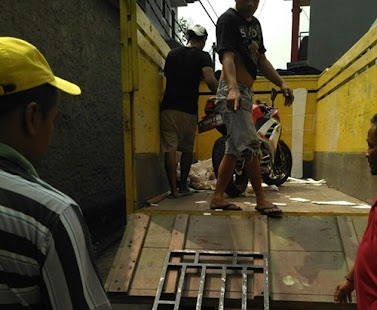 Ekspedisi Kirim Motor Malang Jakarta Murah