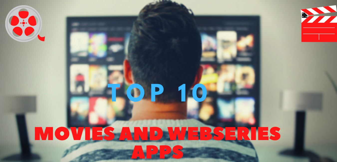 Top Best Free Apps to Watch Online Movies and Web Series