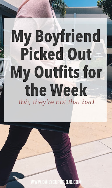 BOYFRIEND | OUTFITS | DRESSING UP | SELF ESTEEM | CONFIDENCE | BODY IMAGE | RELATIONSHIP