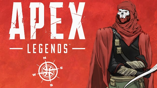 The Apex Legends Fight or Fright Halloween event continues today, evoking a new playable legend