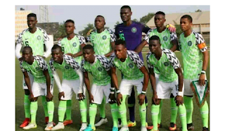 U.S. defeat Nigerian flying eagle in the U-19 world cup