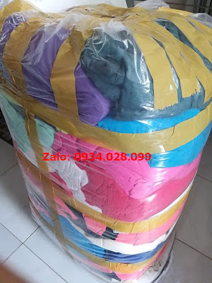 Lô 800kg thun cotton 2 chiều giá rẻ cho xưởng may tại Thủ Dầu Một, Bình Dương