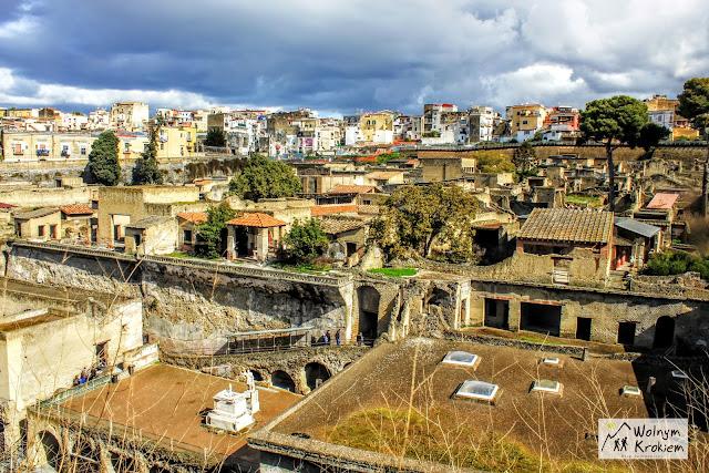 Herkolanum Włochy Neapol w 3 dni