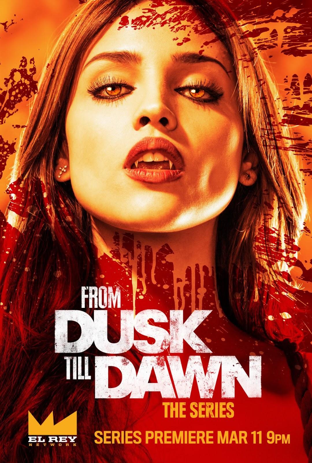 From Dusk Till Dawn Temporada 1 a la 3 Dual Latino/Ingles 720p