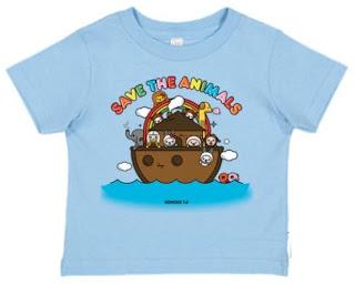 noahs ark tshirt