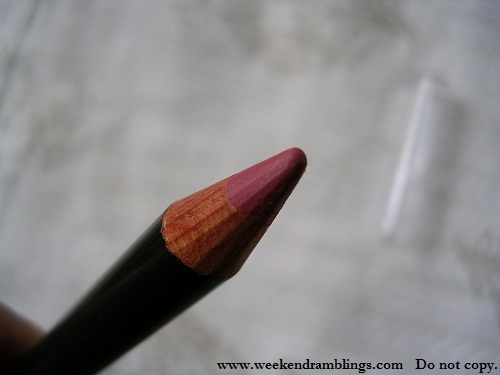 Shiseido The Makeup Lip Liner Pencil - Rose Vintage 16