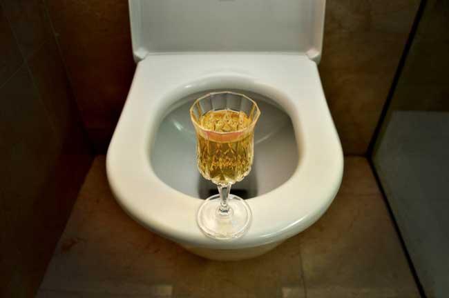 holy urine, urine