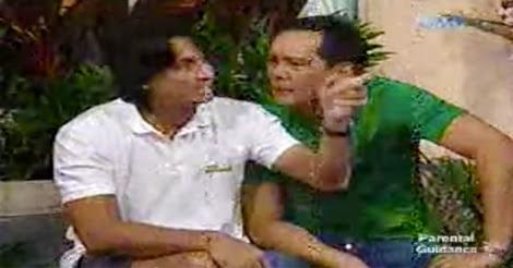 "Richard Gomez and Joey ""Tsong"" Marquez - Lagot ka, Isusubong kita (Sitcom)"