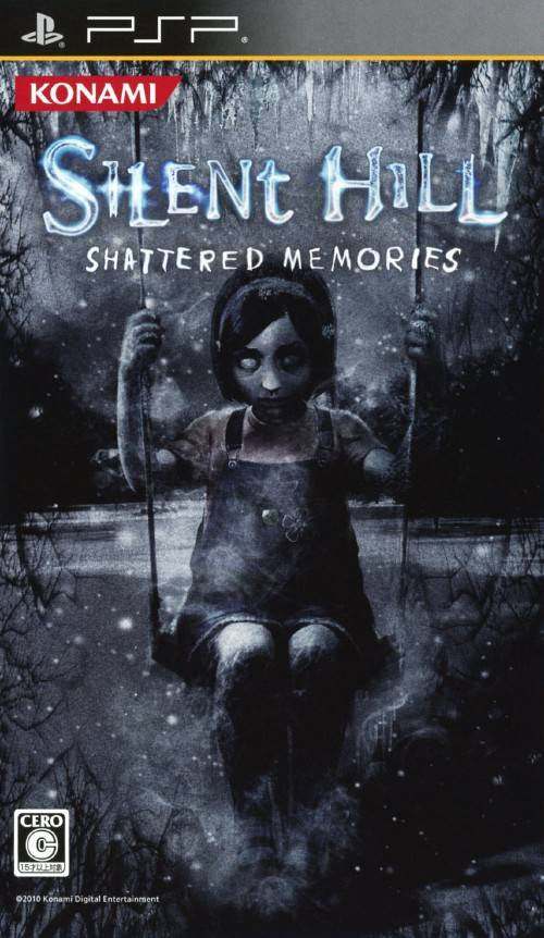 ROMs - Silent Hill Shattered Memories  - PSP Download