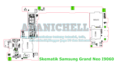 Skematik Samsung Grand Neo I9060