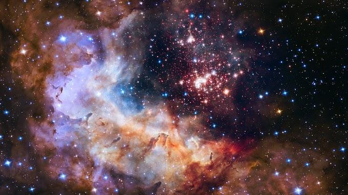 Papel de Parede Galaxia