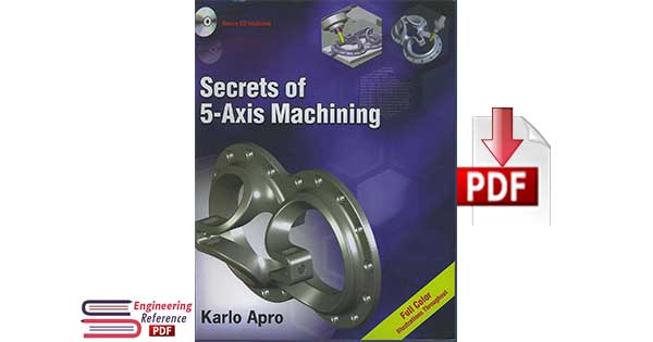 Secrets of 5-Axis Machining 1st Edition by Karlo Apro
