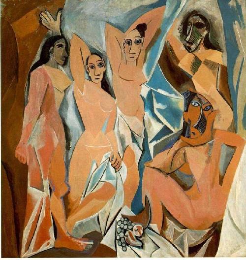 pablo picasso opere cubiste