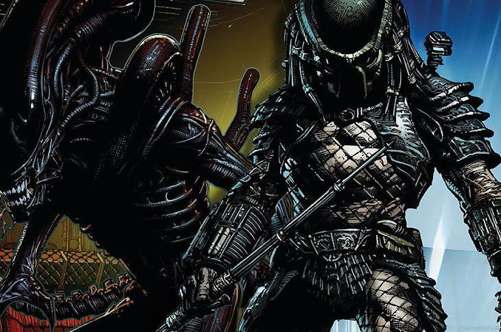 Marvel Comics Now Owns Comic Rights To Alien and Predator