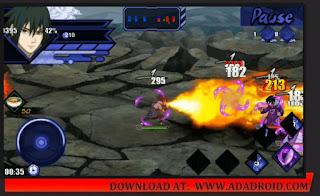 Download Naruto Senki Mod Sasuke Adventure V2 Terbaru