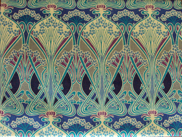 Art Nouveau William Morris Fabrics
