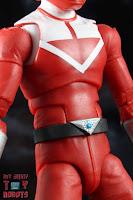 Power Rangers Lightning Collection Time Force Red Ranger 07