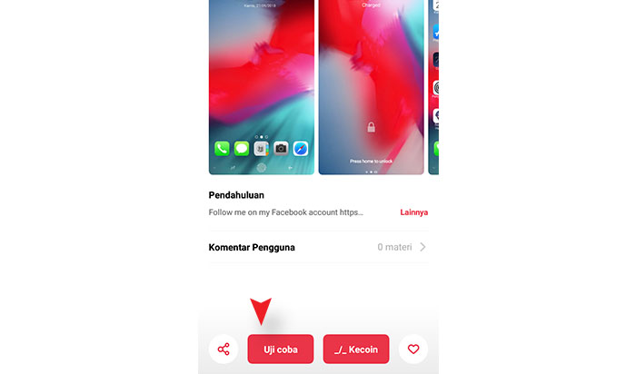 Tema Iphone XS Max Untuk HP Realme 5, OPPO A9 Dan A5 2020 Terbaru