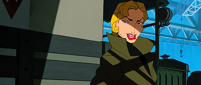 "Helga ""Atlantis: The Lost Empire"" 2001 animatedfilmreviews.blogspot.com"