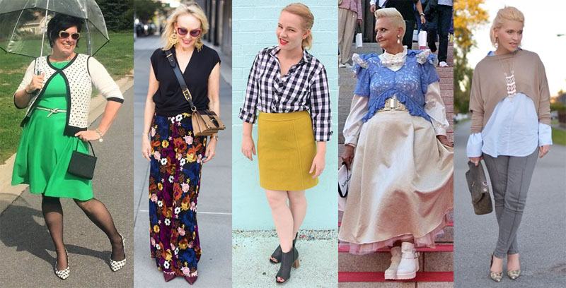 Favourite fashion blogger outfits #iwillwearwhatilike