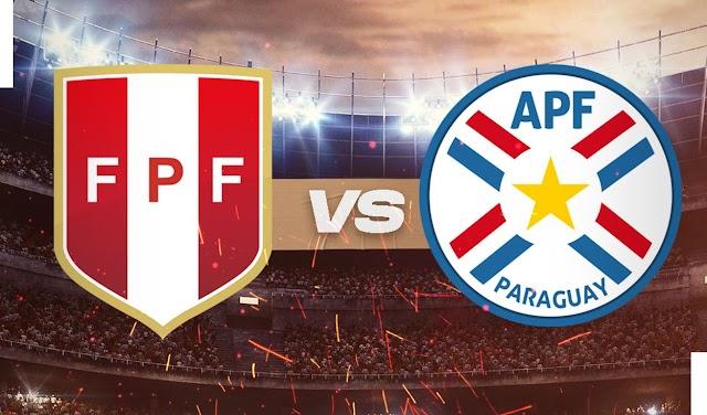 Perú vs. Paraguay todo o nada por la Copa América