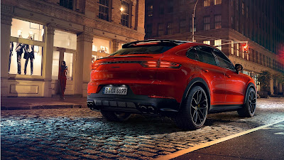 2020 Porsche Cayenne Coupe Review, Specs, Price