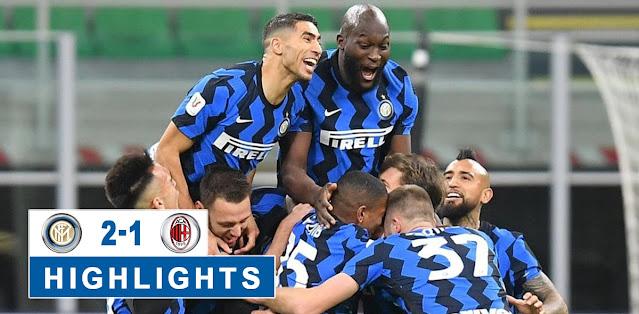 Inter vs Milan – Highlights