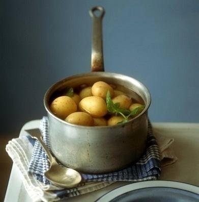 Petua empukkan ubi kentang