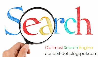 Optimasi Search Engine   Google, Yahoo! dan MSN