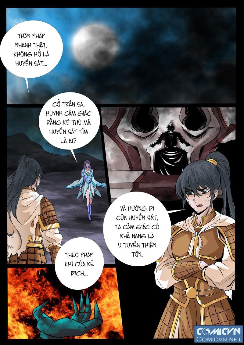 Long Phù Chap 96 - Trang 3
