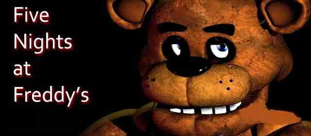 Five Nights Freddy's v2.0 Android apk oyun indir