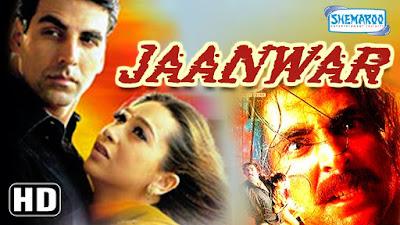 خؤشترين فلمى هندى دؤبلاذى كوردى جانؤر film hindi jaanwar full movie 1999