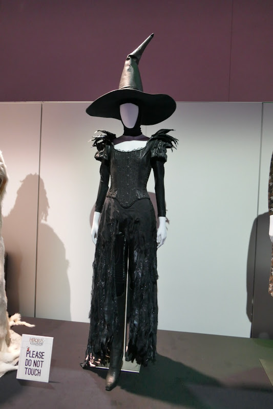 Mila Kunis Oz the Great and Powerful Wicked Witch costume