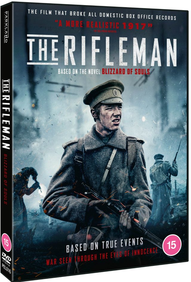 the rifleman dvd