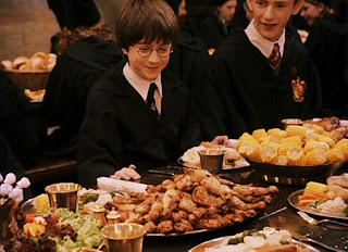 Buffet Harry Potter