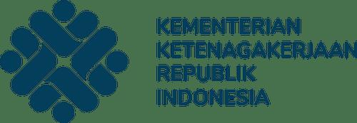 Logo Kemnaker PNG