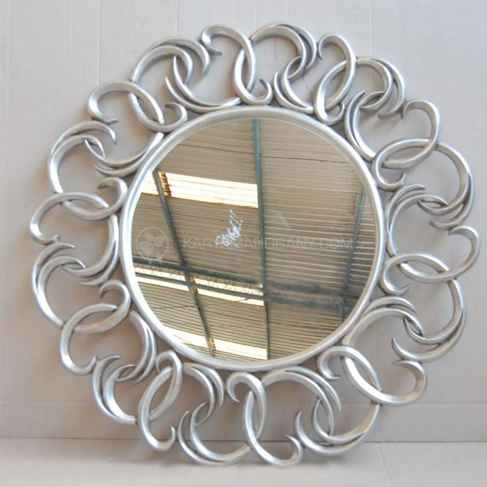 Pigura Ukir Cermin | Harga Cermin Ukiran Jepara