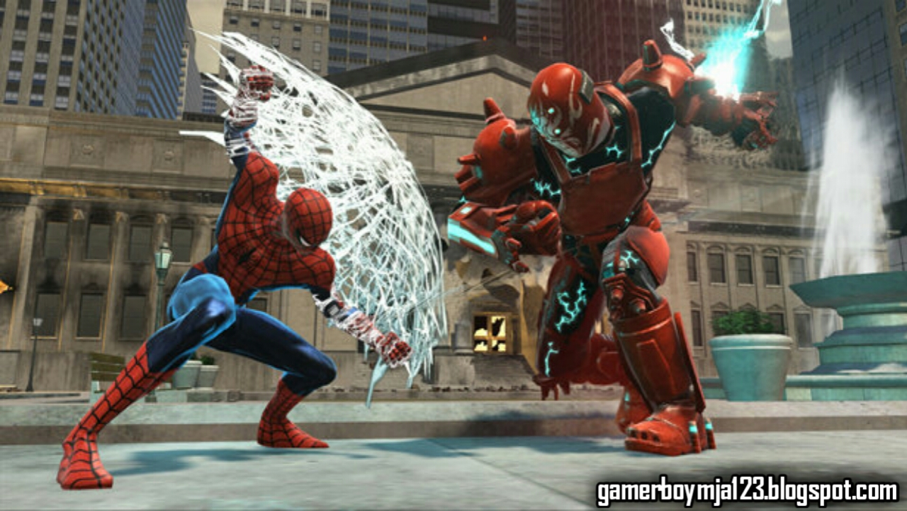 how to download spider man web of shadows for windows 7