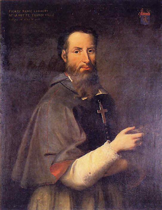 Mons.Pierre Lambert de la Motte, um dos fundadores das Missões Estrangeiras.