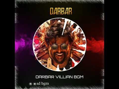 Darbar | Villain BGM - Ringtone | Whatsapp status - Mp4/Mp3 Download