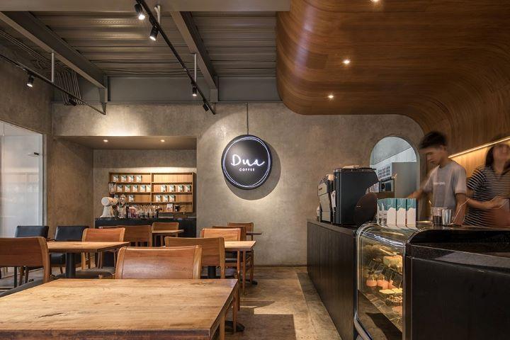 Dua Coffee Bintaro, salah satu kedai kopi prominen baru di bilangan Sektor 9 yang kini menjelma sebagai community hub baru di kawasan Bintaro. Foto: Basio.co