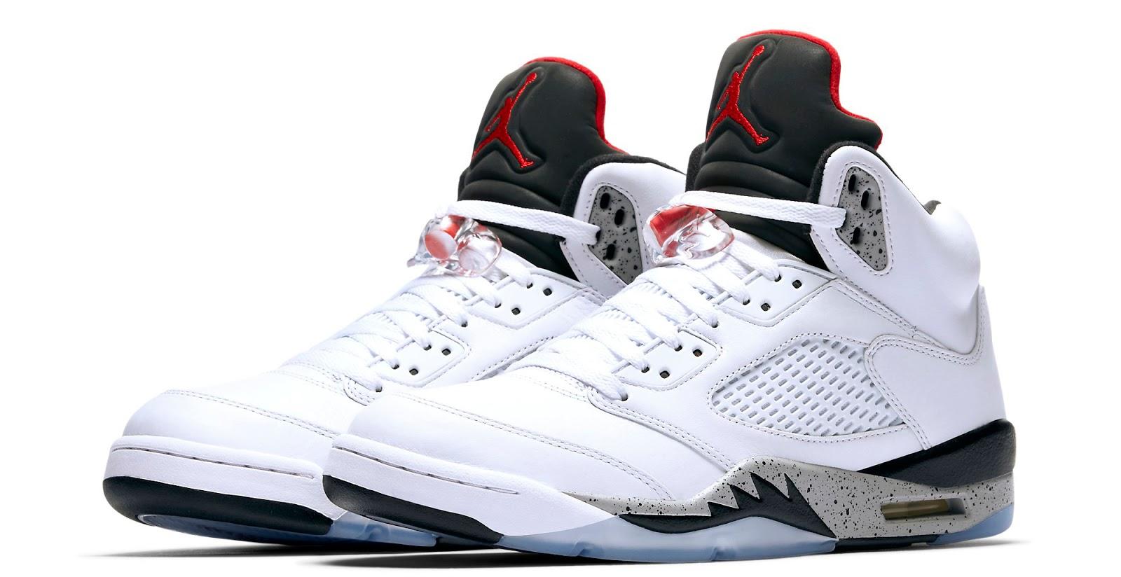 separation shoes f6616 e295e ... this Air Jordan 5 Retro draws inspiration from the original