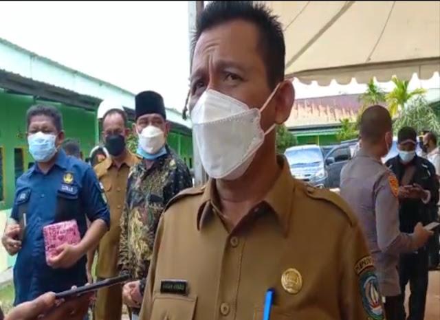 Gubernur Ansar Targetkan Akhir Oktober Vaksinasi Covid-19 di Kepri Tercapai 100 %