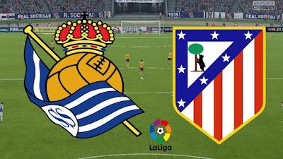 اتليتكو مدريد ضد ريال سوسيداد