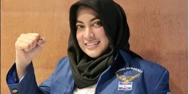 Kabar Duka, Kader Demokrat Jane Shalimar Meninggal Dunia