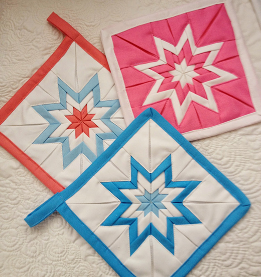 Amish Star Hanger Free Tutorial