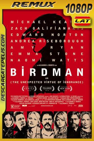 Birdman (2014) 1080p BDRemux Latino – Ingles