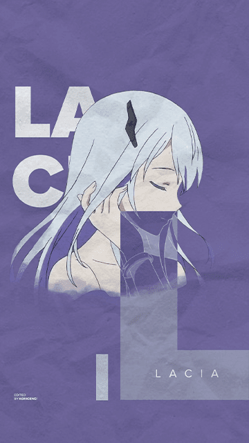 Lacia - Beatless Wallpaper