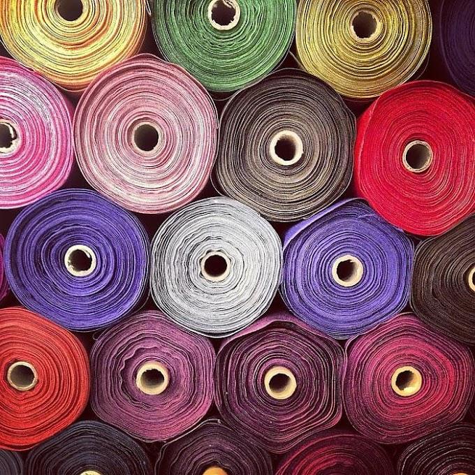 Proceso de fabricación de textiles